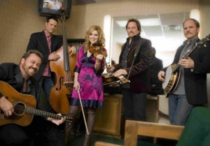 Alison Krauss and Brad Paisley Play the White House Tonight