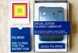 Polaroid Instant Film Resurrected by Fans and Urban Outfitters