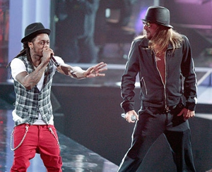 Kid Rock Collaborates with Lil Wayne, T.I. on New Album