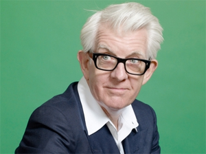 "Watch Nick Lowe's ""Sensitive Man"" Video with Wilco, Robyn Hitchcock"