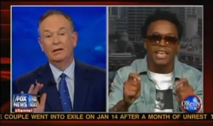 Watch Lupe Fiasco Debate Bill O'Reilly