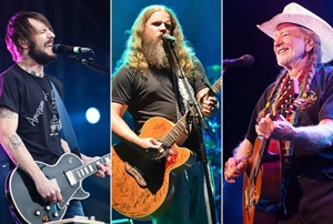Willie Nelson, Band of Horses to Headline the 2012 Railroad Revival Tour