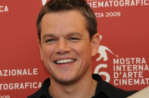 Matt Damon to Make Directorial Debut