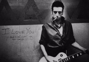 Clash's Mick Jones opens music public library