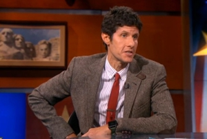 Watch Mike D and Colbert Discuss Hip-Hop Semantics