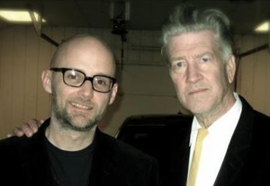 David Lynch directs new Moby music video