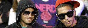 The Neptunes' Chad Hugo and Pharrell Williams splitting?