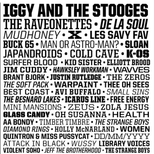 Stooges, De La Soul, X, Many More Play NXNE 2010