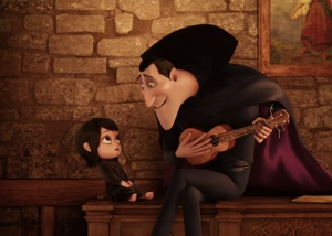 Watch an Extended Trailer for <i>Hotel Transylvania</i>