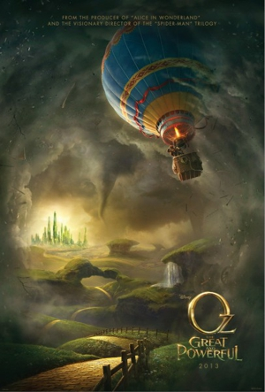 First Official Image for <i>Oz The Great And Powerful</i> Released