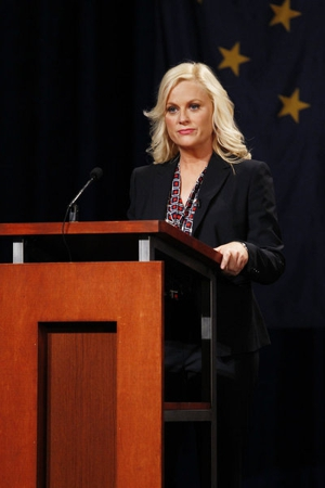 "<em>Parks and Recreation</em>: ""The Debate"" (4.20)"