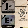 Russell Walks Publishes Periodic Table of Imaginary Elements