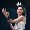 PJ Harvey Playing Autoharp on New Album