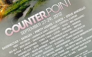 Atlanta's CounterPoint 2012 Lineup Includes M83, Big Boi, Bassnectar
