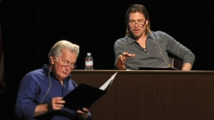 Watch Clooney, Pitt Read From Dustin Lance Black's Prop. 8 Play