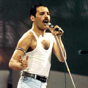 """Optical Illusion"" Freddie Mercury To Appear in London"