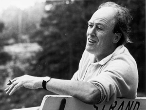 Roald Dahl: war hero, author, sex spy