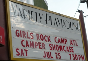 Move Over, Arts and Crafts: Girls' Rock Camp Teaches Empowerment