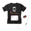 T-Shirt Could Charge Your Phone At Music Fests