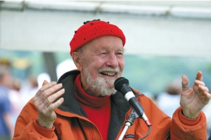 Smithsonian's Pete Seeger Box Set Out Today
