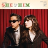 She & Him Reveal Christmas Album Artwork