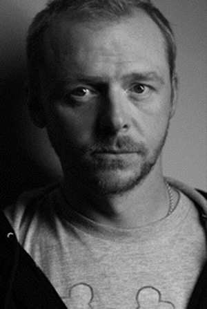 Simon Pegg To Star in &lt;i&gt;A Fantastic Fear of Everything&lt;/i&gt;