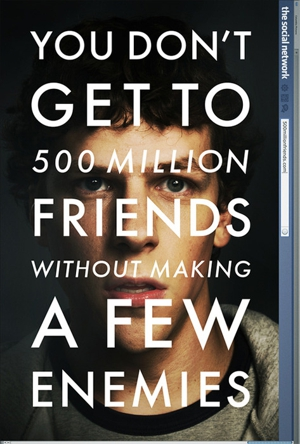 Watch the Teaser Trailer for Aaron Sorkin and David Fincher's Facebook Movie, <em>The Social Network</em>
