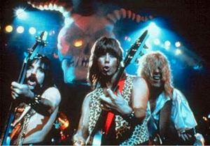 "Spinal Tap to embark on ""world tour"""