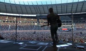 "Watch Bruce Springsteen Cover ""When I Leave Berlin"" in Berlin"