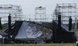 Radiohead Tour Company Under Investigation After Stage Collapse