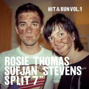 Sufjan Stevens and Rosie Thomas Collaborate on Record Store Day Release