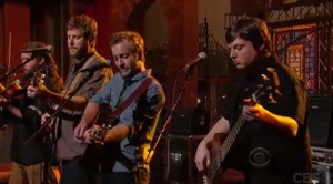 Watch Trampled By Turtles on &lt;i&gt;The Late Show With David Letterman&lt;/i&gt;
