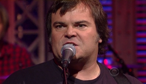 Watch Tenacious D On <i>Letterman</i>