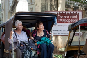<i>The Best Exotic Marigold Hotel</i>