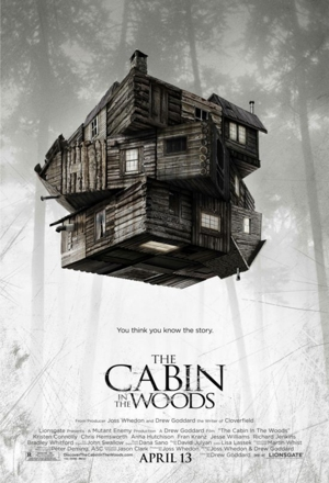 Watch The First Trailer For <i>The Cabin in the Woods</i>, Co-Written By Joss Whedon