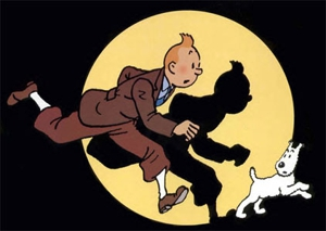 Simon Pegg, Nick Frost rumored for <em>Tintin</em> adaptation