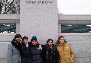 Titus Andronicus tours, gets iPhone app