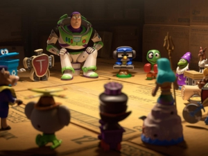 &lt;i&gt;Toy Story&lt;/i&gt;, &lt;i&gt;Tangled&lt;/i&gt; Shorts Coming Before Disney Films