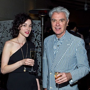 David Byrne, St. Vincent Collaboration Set for Fall Release