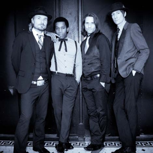 Watch Vintage Trouble on <i>Jimmy Kimmel Live</i>