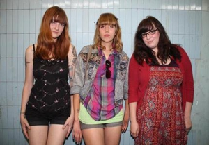 Vivian Girls Meet The Beets, Go On Tour