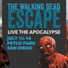 """The Walking Dead Escape: San Diego"" Pairs With Makeup Artist Greg Nicotero"