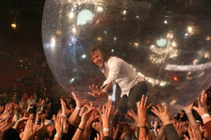 Catching Up With The Flaming Lips' Wayne Coyne