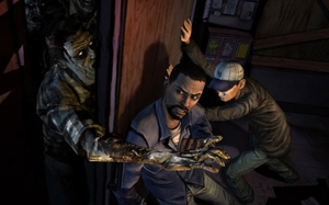 <em>The Walking Dead: Episode 1 - A New Day</em> Review (Multi-Platform)