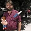 Tila Tequila, Jennifer Anniston Join Zach Galifianakis on <i>Between Two Ferns</i>