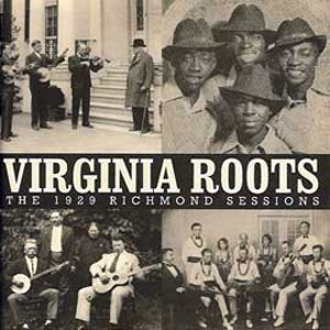 Richmond Sessions: Various Artists - Virginia Roots