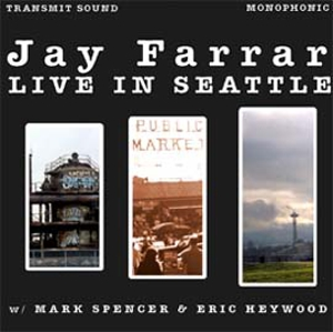 Jay Farrar Live Album Available For Download