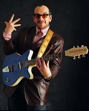 Elvis Costello Keeps Busy