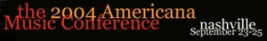 Dates for Americana Music Association Conference