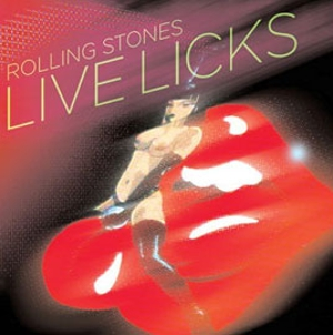 Rolling Stones Live Licks Music Reviews Paste